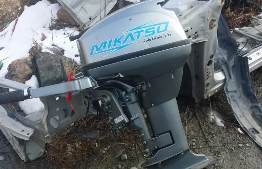 Микатсу. Какие отзывы о Микатсу: Микатсу (Mikatsu) лодочные моторы Южная Корея - 3