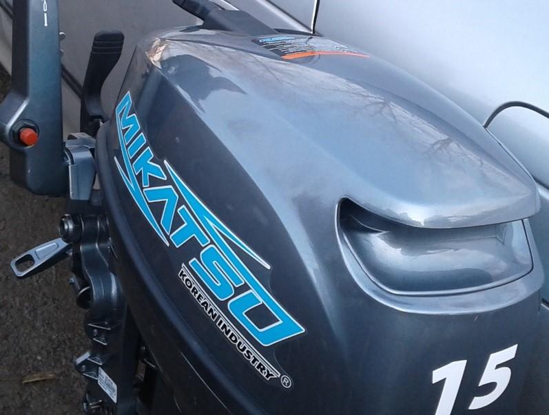 Микатсу. Какие отзывы о Микатсу: Микатсу (Mikatsu) лодочные моторы Южная Корея - 4